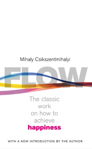 Cover of Flow by Mihalyi Csikszentmihalyi