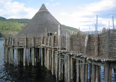 Experience life in Scotland's Iron Age