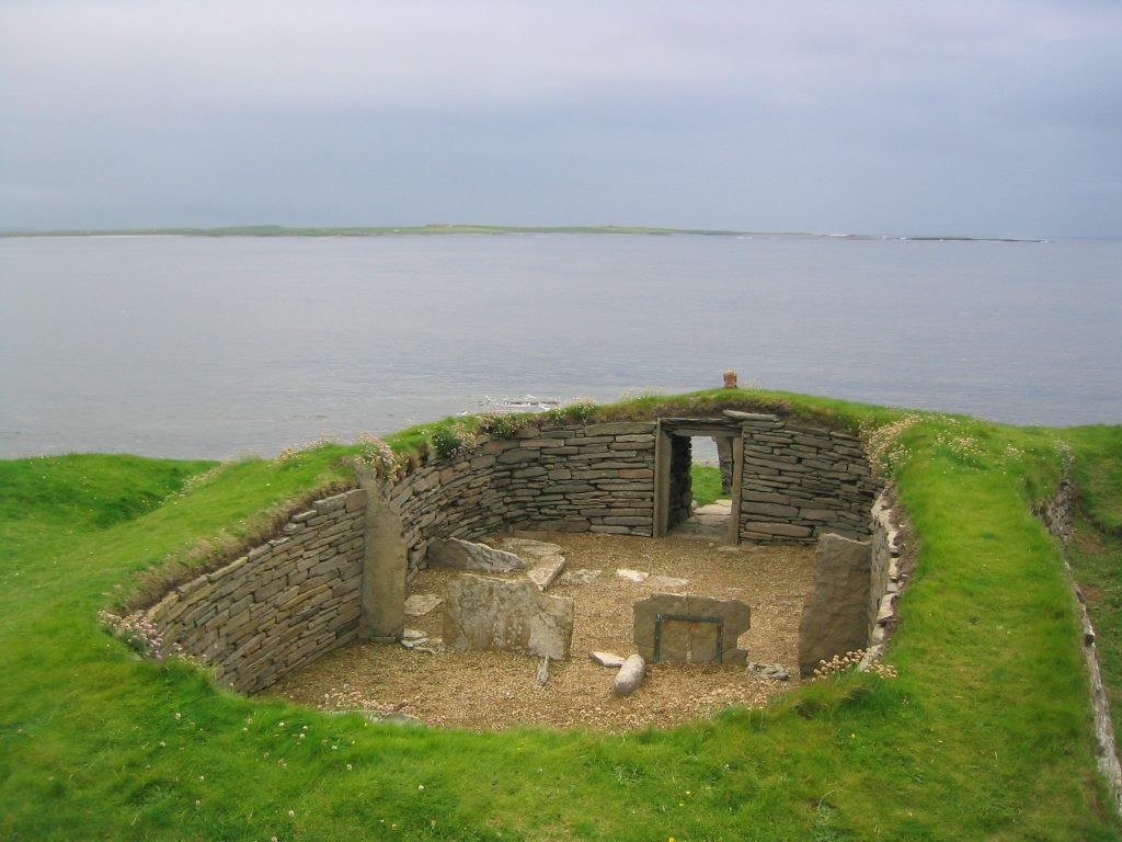 Knap of Howar, Papay